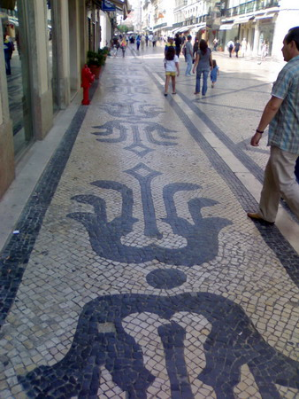 Lisszaboni utcakõ