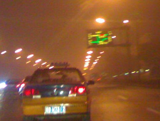 Közlekedési elõrejelzés