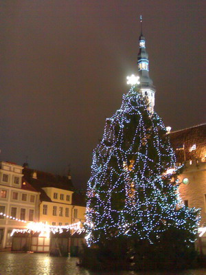 Tallini karácsonyi vásár