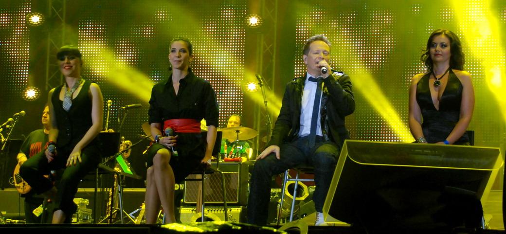 Jazz+Az, Gesztivál, Sziget 2011
