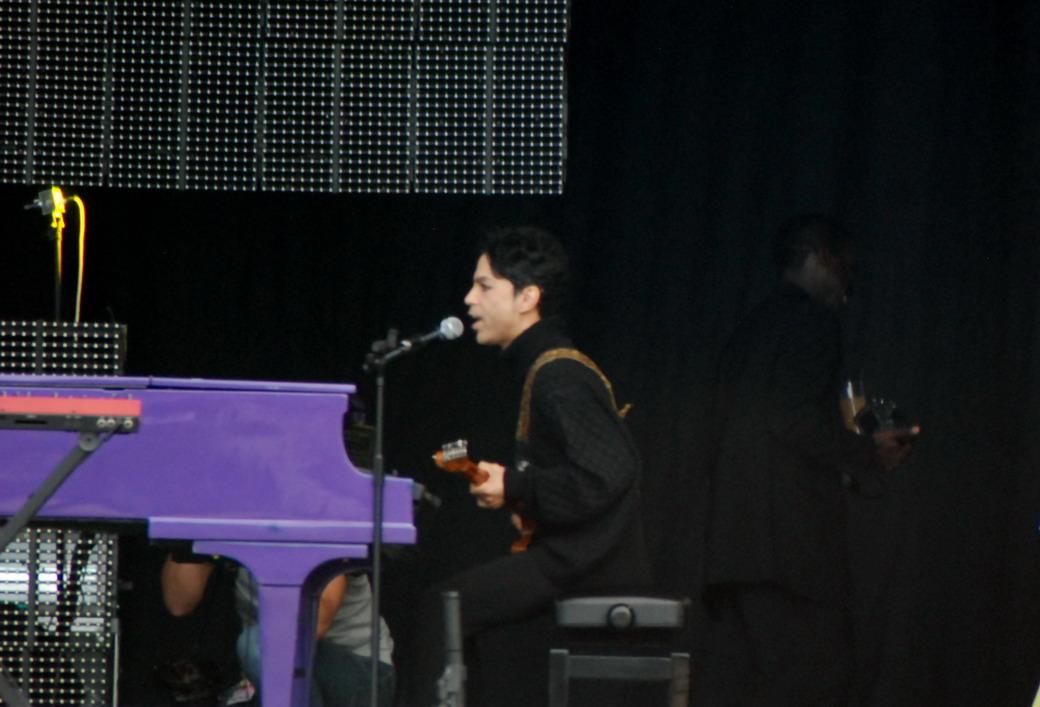 Prince délután