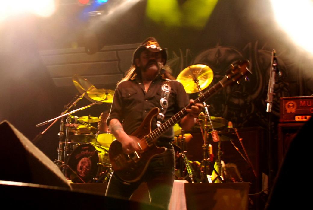 Motörhead, Sziget Fesztivál