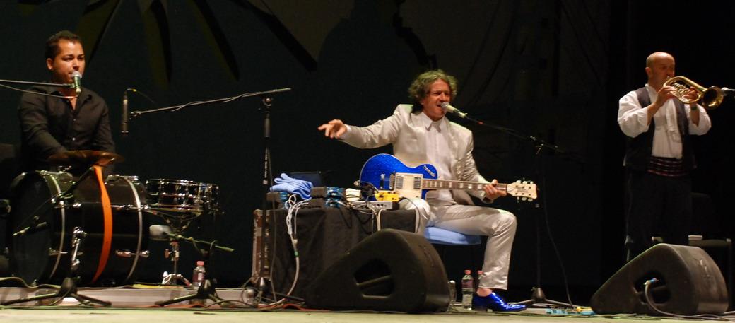Goran Bregovic, Sziget Fesztivál, Budapest