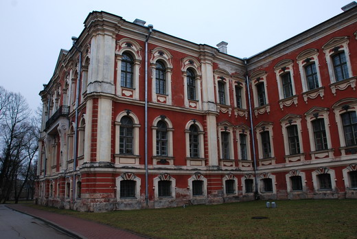 Kastély, Jelgava, Lettország