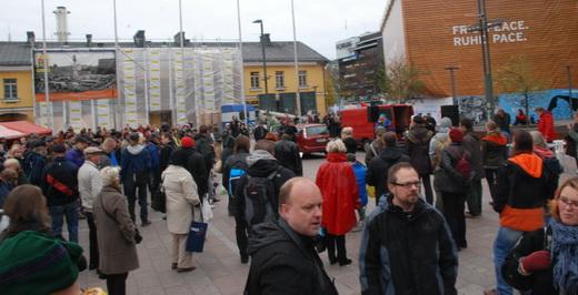 Világforradalom Helsinkinben