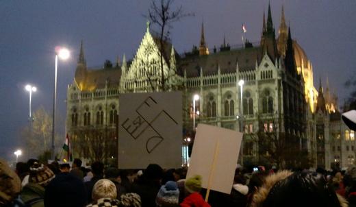 Fidesz-kereszt