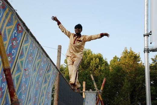 Indiai cirkusz
