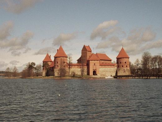 Trakai vár
