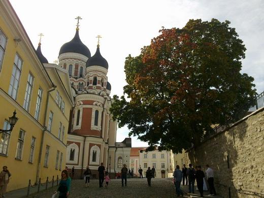 Tallin ortodox katedrális