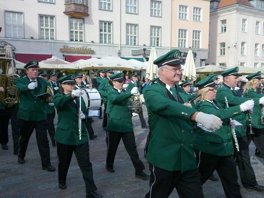 Tallin zenészek