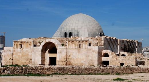 Amman, Citadella