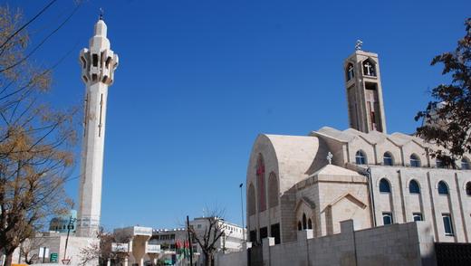 Amman templomok