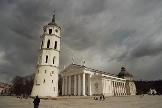 Vilniusi katedrális