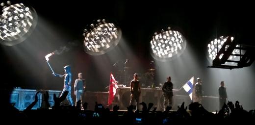 Rammstein, Helsinki, Finland