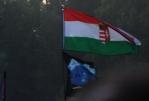 Magyar zászló, Sziget Fesztivál, Budapest