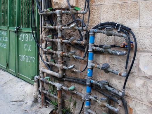 Jeruzsálem vízellátás