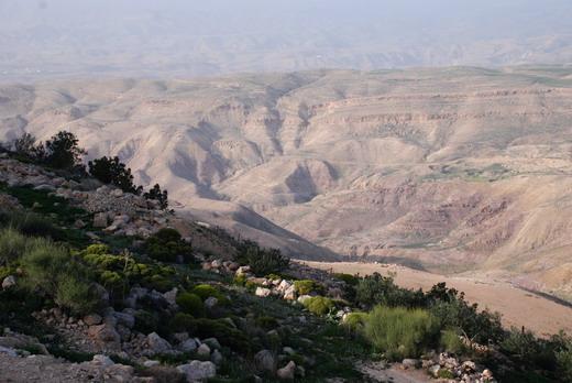 Kilátás a Nebo hegyrõl